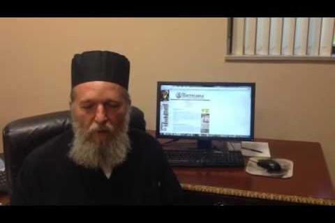 Настојатељ манастира Острог, отац ПАВЛЕ о Светосавље.орг