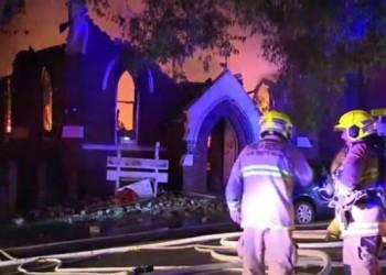 Четири православне цркве гореле на дан Васкрса!