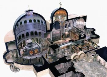 Obnova Crkve Groba Gospodnjeg – najsvetijeg mesta hrišćanstva