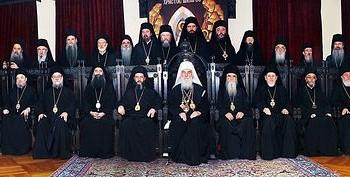 Саопштење за јавност Синода СПЦ поводом Сабора на Криту