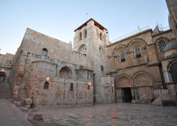 I hrišćani i muslimani učestvuju u obnovi hrama Groba Gospodnjeg u Jerusalimu