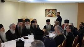 Већина српских епископа је одбила да потпише спорни документ на Криту