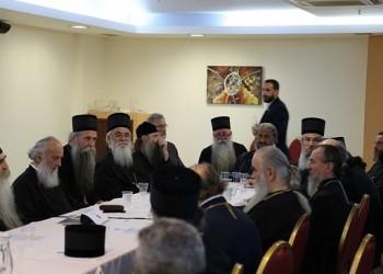 Većina srpskih episkopa je odbila da potpiše sporni dokument na Kritu