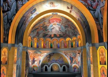 Почиње реализација руске донације за унутрашњу декорацију храма Светог Саве