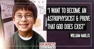 """Sa 9 godina postao student: """"Želim da dokažem da Bog postoji"""""""