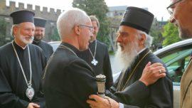 И српски патријарх у посети Великој Британији – састанак са надбискупом Кантерберија