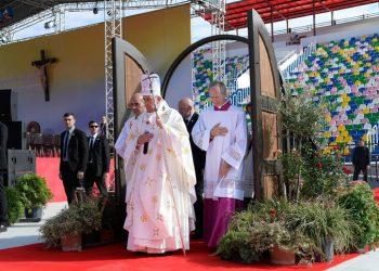 Delegacija Gruzijske Pravoslavne Crkve nije prisustvovala papinoj misi u Tbilisiju
