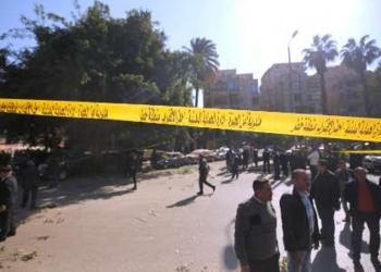 Teroristički napad na koptsku crkvu u Kairu