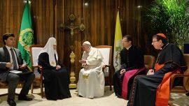 Италијански аналитичари сматрају да се формира својеврсна осовина Вашингтон-Ватикан-Москва