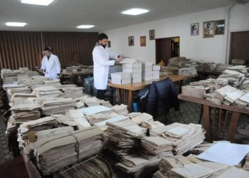 Уређује се архива Епархије Жичке – стручњаци тврде да има импозантан капацитет
