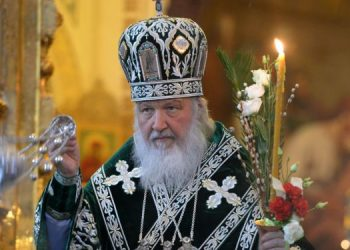 Руски патријарх Кирил: Пажљивије према вредностима које намећу друштвене мреже
