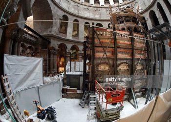 Завршена рестаурација Христовог гроба у Јерусалиму