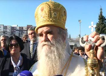 Митрополит Амфилохије: Бавићу се политиком све док издајници буду на челу Црне Горе