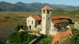 Манастир Ком на Скадарском језеру прославио 600 година постојања