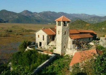 Manastir Kom na Skadarskom jezeru proslavio 600 godina postojanja