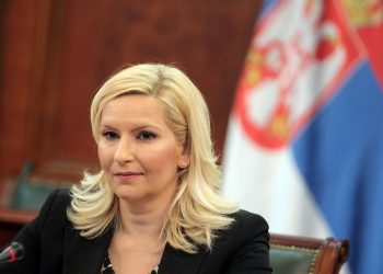 Zorana Mihajlović: SPC da bude dobar partner u unutrašnjem dijalogu o Kosovu i da ne vrši pritisak na Vučića