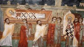 Grupa turskih arheologa tvrdi da se mošti sv.Nikole zapravo nalaze u Demreu kod Antalije