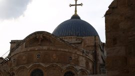 Преседан: Затворен јерусалимски Храм Гроба Господњег