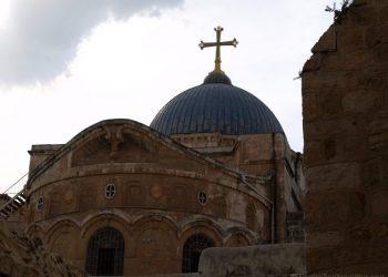 Presedan: Zatvoren jerusalimski Hram Groba Gospodnjeg