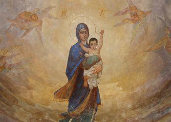 Ruski ikonopisac u srpskoj crkvi zabeležio jedinstven biblijski detalj