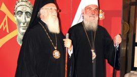 Српски патријарх упозорио цариградског да не могу свака нова држава и нација добити своју цркву
