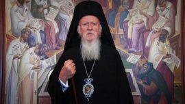 Васељенски патријарх Вартоломеј: Ускоро ћу дати аутокефалност украјинској цркви