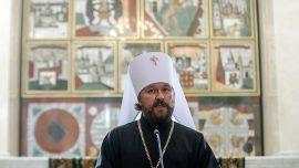 Митрополит Иларион: За РПЦ је сада немогуће да буде у јединству са Цариградском патријаршијом
