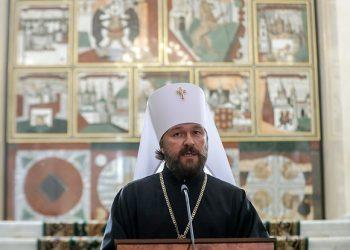 Mitropolit Ilarion: Za RPC je sada nemoguće da bude u jedinstvu sa Carigradskom patrijaršijom