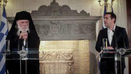 Грчки митрополит позвао свештенике да устану против раздвајања Цркве и државе