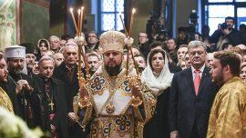 На устоличење поглавара украјинских расколника није дошао ни Вартоломеј који их је прогласио за `цркву`