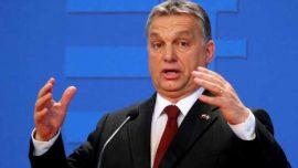 Виктор Орбанов Манифест одбране хришћанске Европе