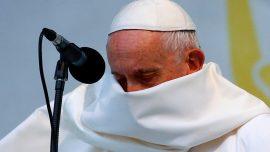 РПЦ није спремна да прими папу у Москви