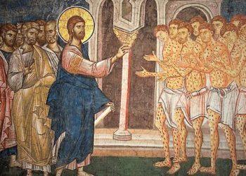 Захвалност је плод живе вере у Бога – беседа на Јеванђеље по Луки (17, 15-19)