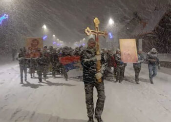 Не дамо светиње – Црна Гора 2020. године