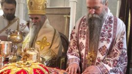 Mitropolit Amfilohije i Episkop Joanikije: Ko se čuva i Bog ga čuva