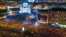 Saopštenje za javnost: Mitropolija crnogorsko-primorska zbog prijeteće epidemije privremeno obustavlja litije