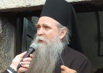 Владика Јоаникије након литије у Беранама: Предсједник Црне Горе шири реторику Анта Павелића