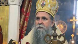 Episkop Joanikije: Oslonimo se na Božije milosrđe