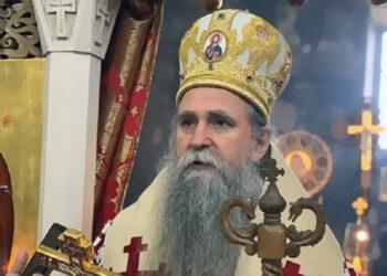 Епископ Јоаникије: Ослонимо се на Божије милосрђе