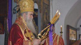 Mitropolit Amfilohije: Kroz ovu današnju bolest Bog će se proslaviti, a ljudi preobraziti