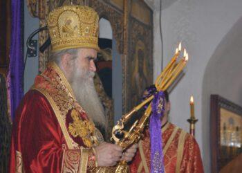 Митрополит Амфилохије: Кроз ову данашњу болест Бог ће се прославити, а људи преобразити