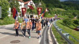 Odbrana svetinja je naša obaveza pred precima i potomcima: Krenule litije u Crnoj Gori