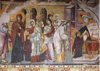 Beseda na dan Vavedenja Presvete Bogorodice